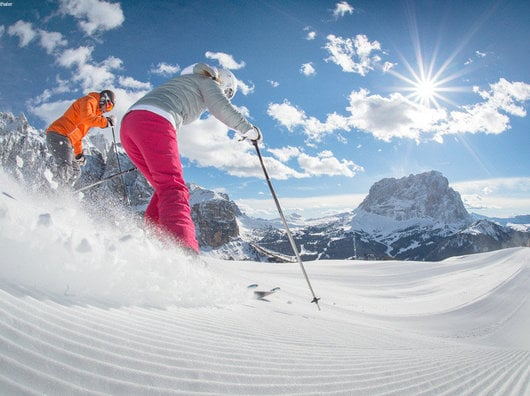 Easter Packages with ski pass