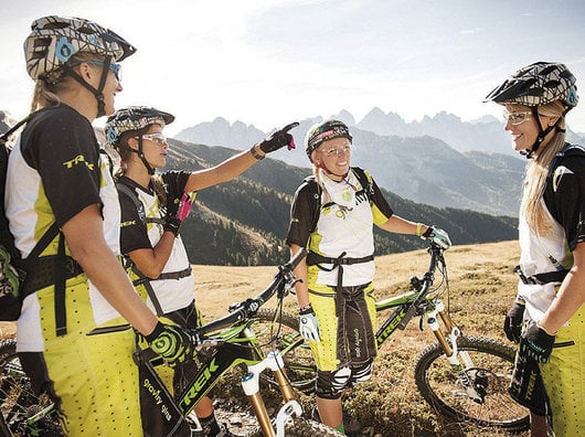Mountainbike Package for 4 nights
