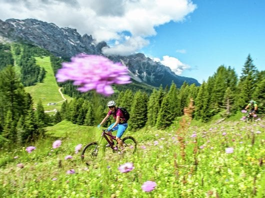 Vitalpina hiking and biking weeks