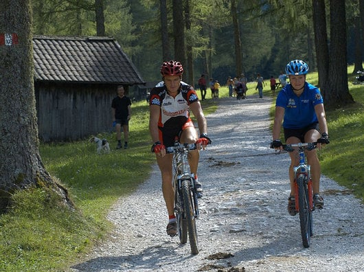 """The MTB pearls of the Val Pusteria  """"Package tour in the Sesto Dolomites"""""""