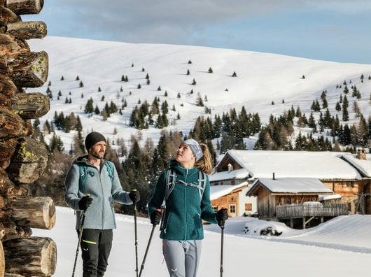Winterauszeit im Lüsnerhof