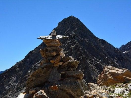 L'ebbrezza della montagna a settembre