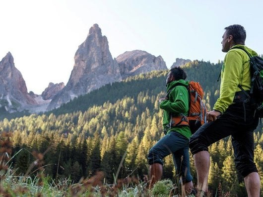 Berg - und Wanderzeit im September