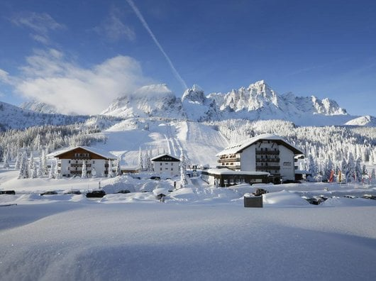 4 Tage Winter-Ski-Kurzurlaub