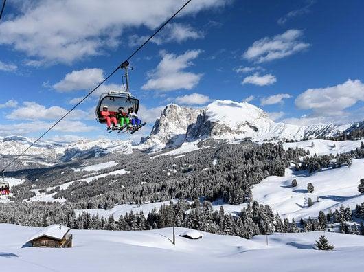 Dolomiti Super Ski    Skiurlaub Seiser Alm