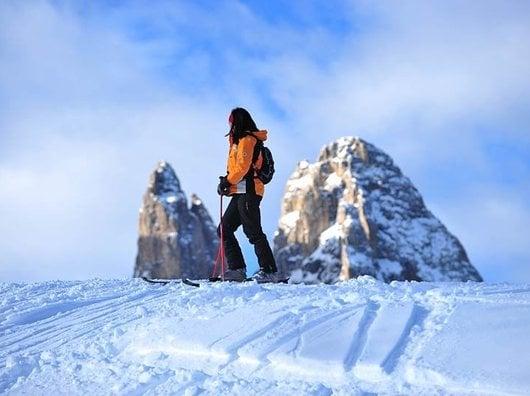 Dolomiti Super Ski |Alpine skiing Alpe di Siusi