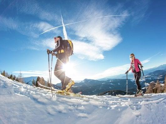 Ski tour week in South Tyrol