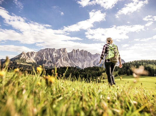 Wanderwoche - Die Kraft der Berge