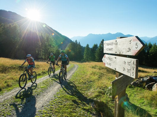 E- Mountainbike Testwoche sponsored by FOCUS