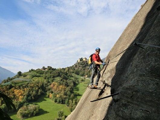 Pacchetto per alpinisti