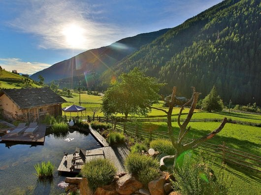 Acqua & Wellness in Val d'Ultimo
